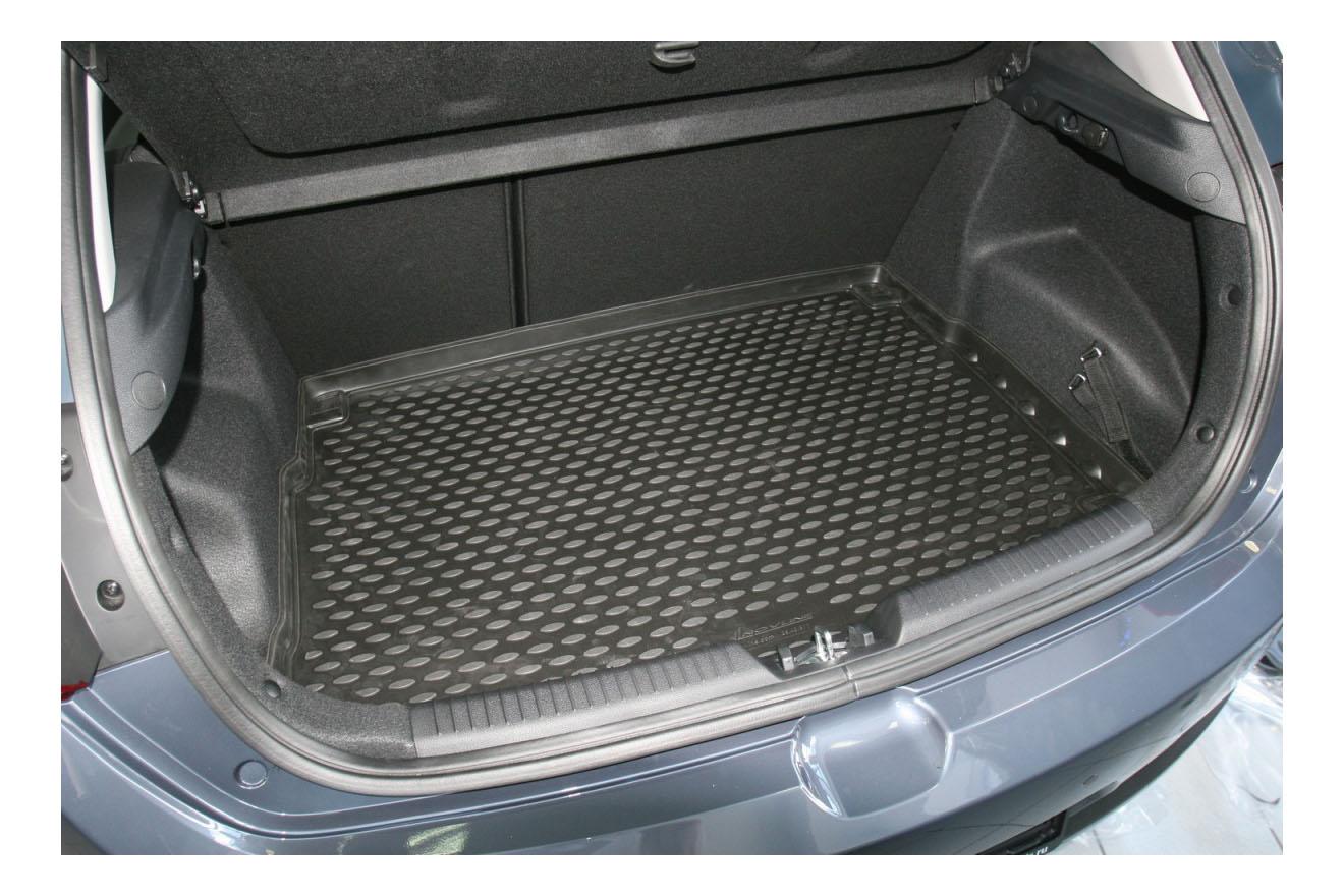 Коврик в багажник автомобиля для KIA Autofamily (NLC.25.43.B12)