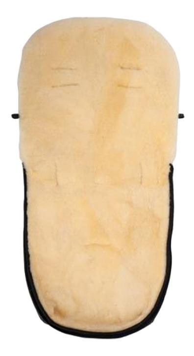 Купить Конверт-мешок для детской коляски Altabebe MT2203LP Lambskin-Classic Footmuff Navy Blue, Конверты в коляску