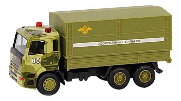 Купить Машина военная Play Smart Грузовая машина, PLAYSMART, Военный транспорт