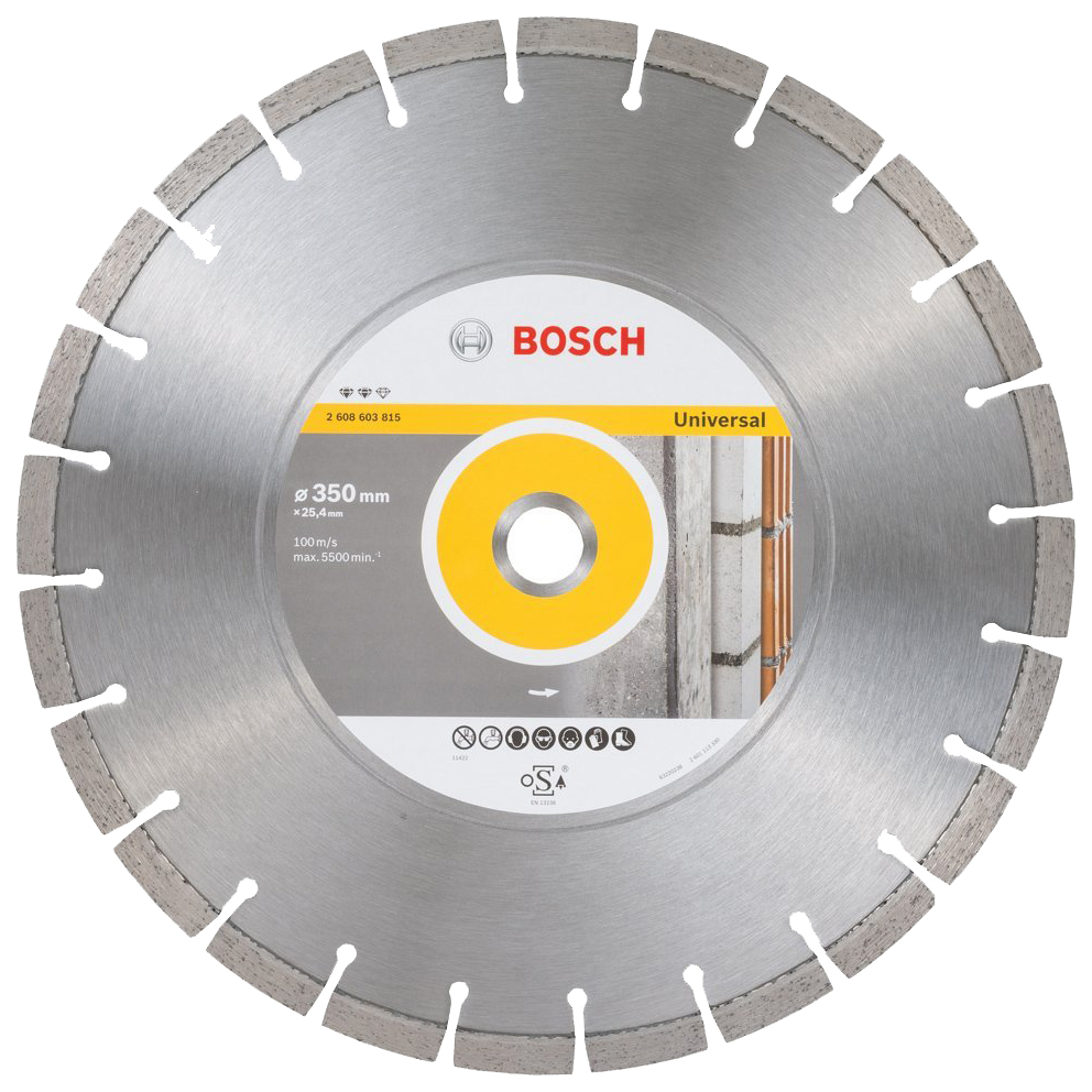 Алмазный диск Bosch Ef Universal 350-25,4 2608603815