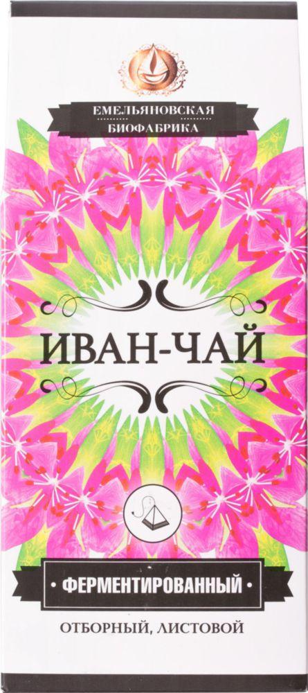 Чай травяной Иван-Чай ферментированный 15 пакетиков фото