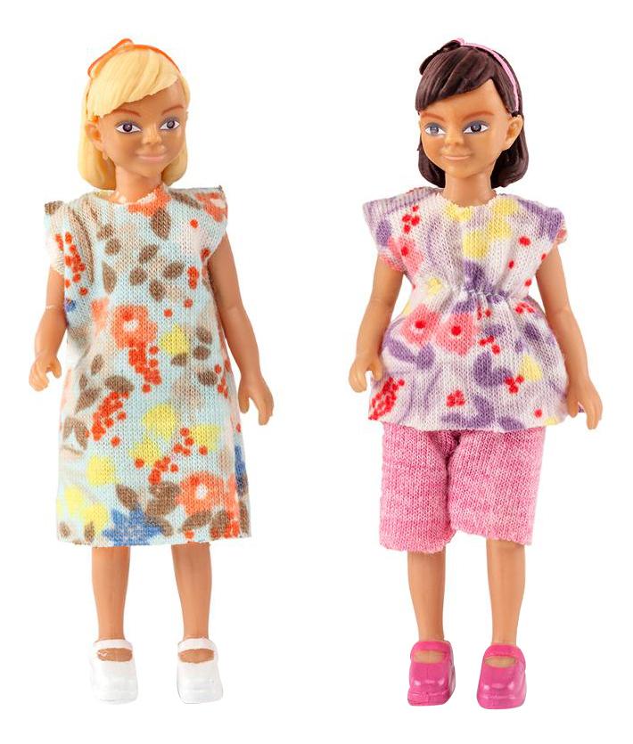 Кукла Lundby Две девочки