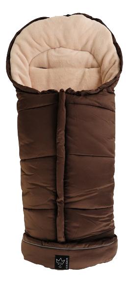 Купить Конверт-мешок Jooy MicroFleece Brown Beige Kaiser 6571835, Конверты в коляску