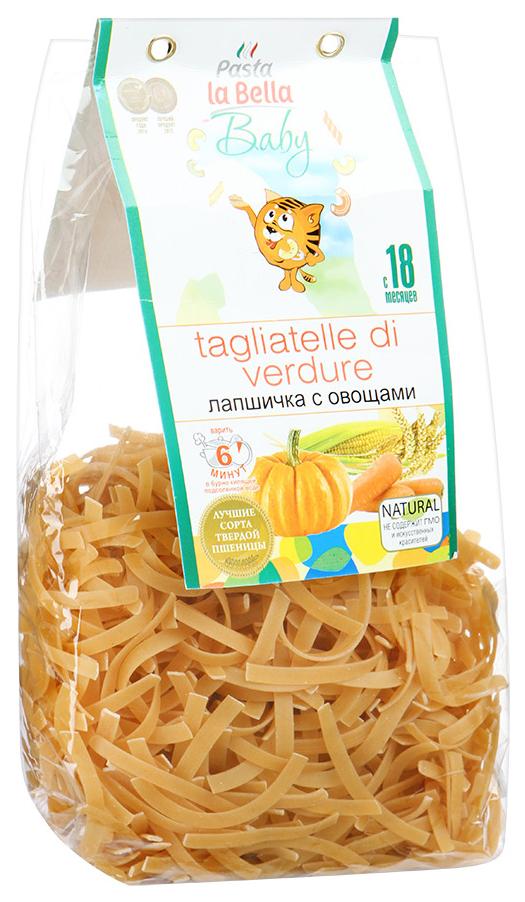 Макароны Pasta La Bella Baby Лапшичка