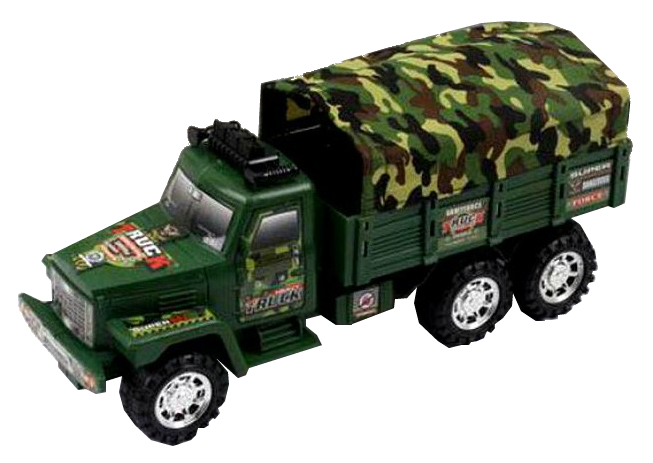 Купить Инерционная машина военный грузовик, Машина военная Gratwest Машинка инерционная военный грузовик, Военный транспорт