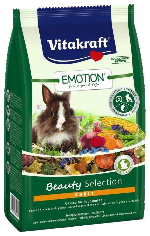 Корм для кроликов Vitakraft BEAUTY SELECTION