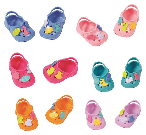 Купить Сандали фантазийные 824-597 для Baby Born Zapf Creation, Аксессуары для кукол