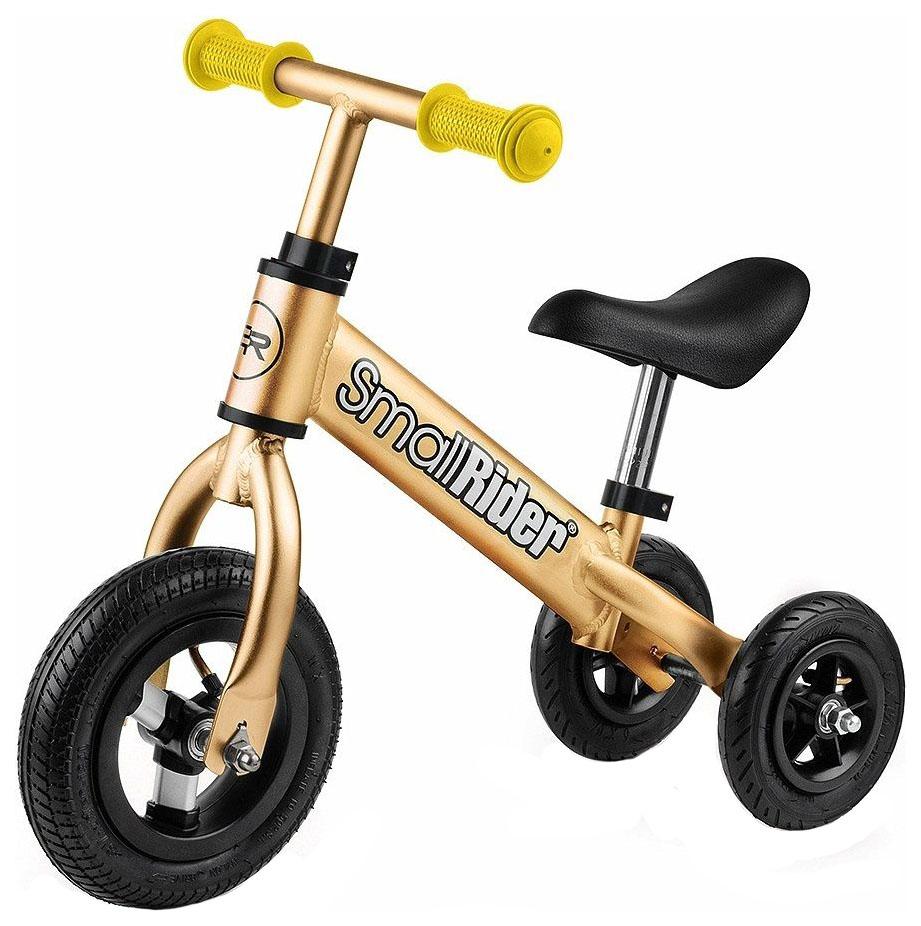 Беговел-каталка Small Rider Jimmy Золотой.