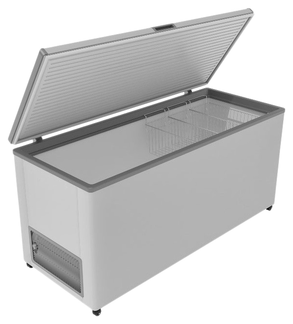 Морозильный ларь Frostor F 600 S White/Grey
