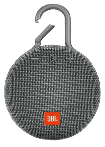 Портативная акустика JBL Сlip 3 Grey