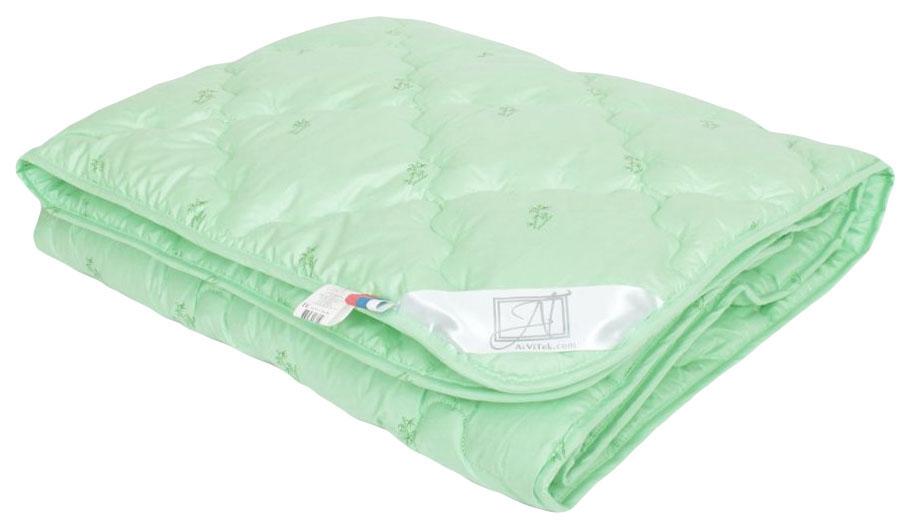 Одеяло АльВиТек бамбук-лето 172x205
