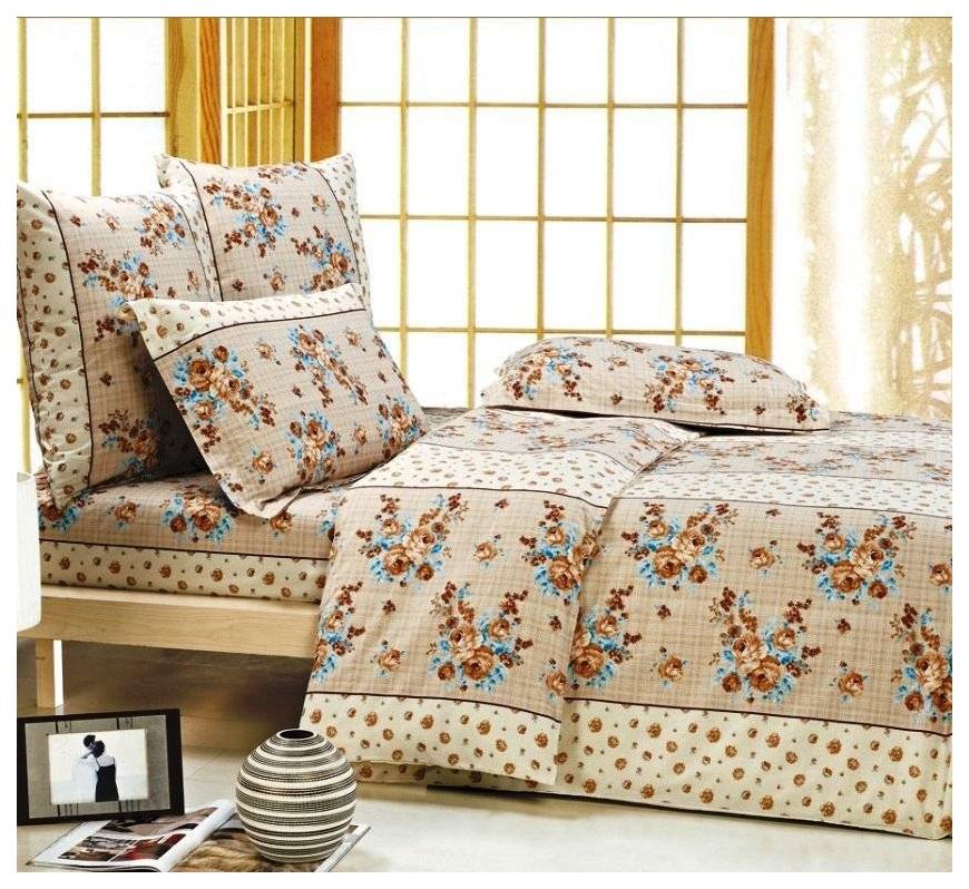 Комплект постельного белья СайлиД семейный