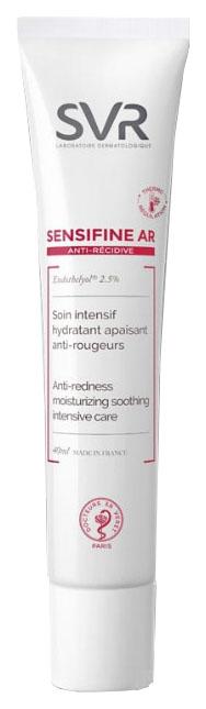 Купить Крем SVR Sensifine Creme для сверхчувствительной, аллергичной кожи лица 40 мл, AR Anti-Redness Creme 40мл