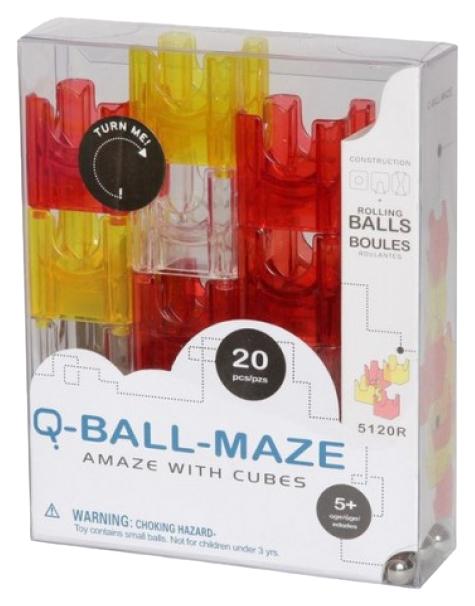 LOZ Q-BALL-MAZE