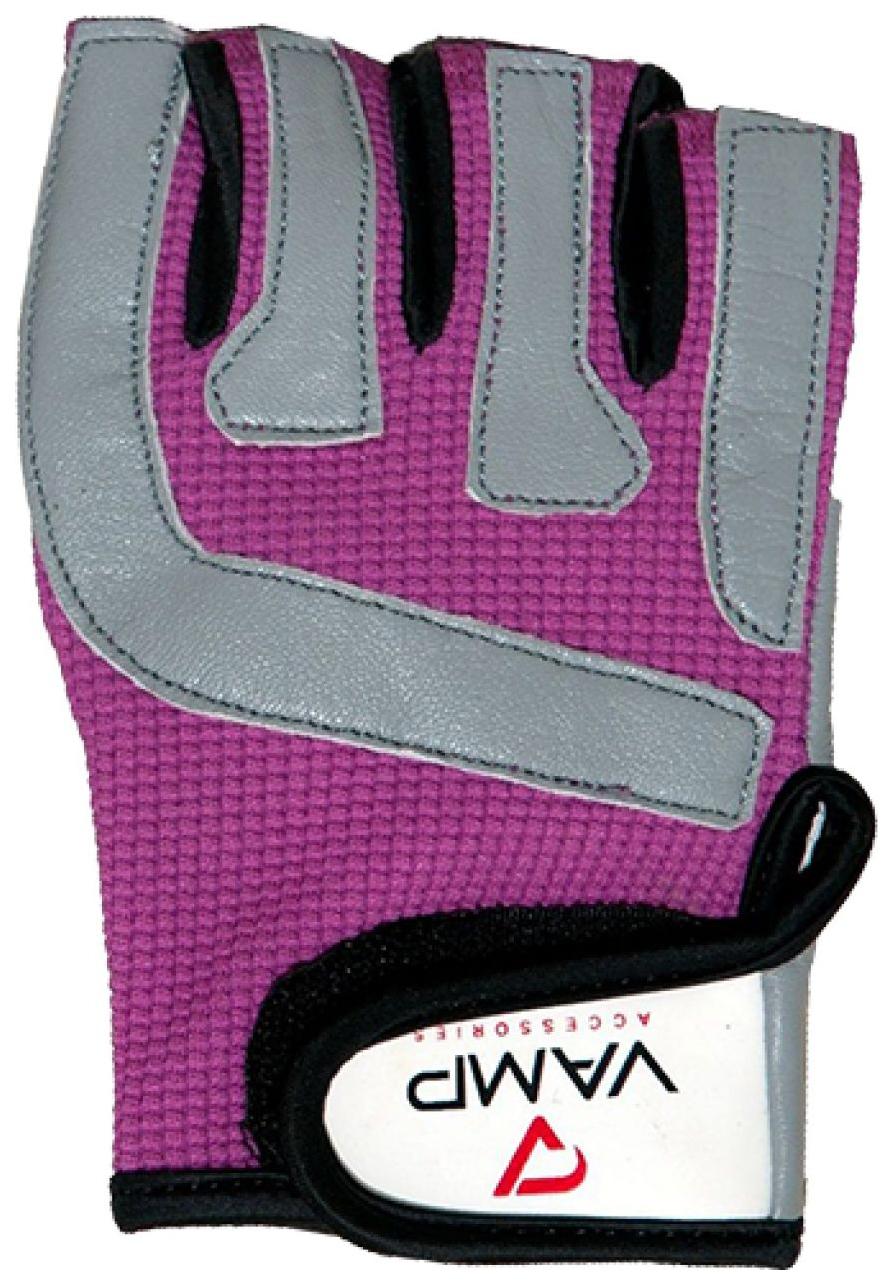 Перчатки для тяжелой атлетики и фитнеса VAMP