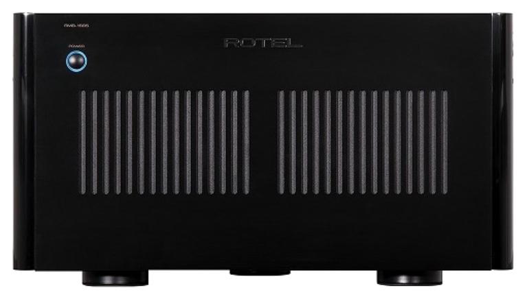 Усилитель мощности Rotel RMB 1585 Black