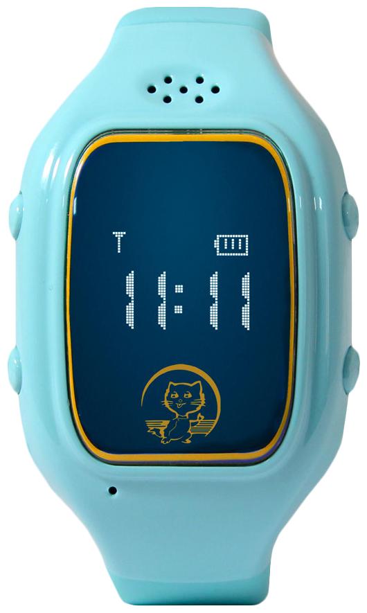 Детские смарт часы Ginzzu GZ 511 Blue