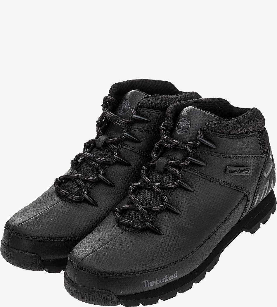 Ботинки мужские Timberland TBLA21BAM черные 8.5 US фото