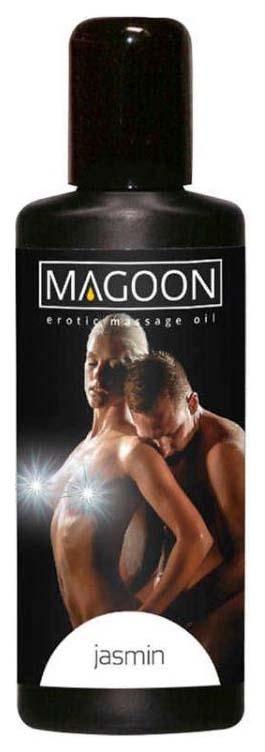 Массажное масло Orion Magoon Jasmin 200 мл