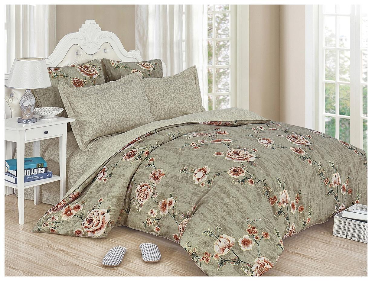 Постельное белье Satin de\' Luxe Cleo 465-SK 1,5-спальное