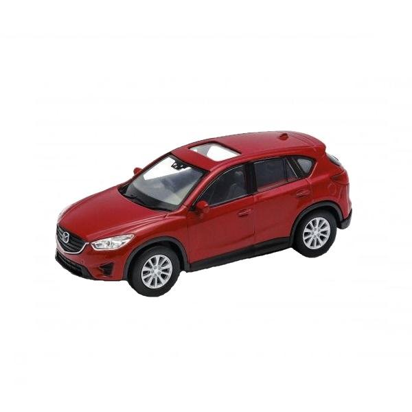 Купить Машинка Модель машины Welly 1:34-39 Mazda CX-5 Красный 43729 в ассортименте,