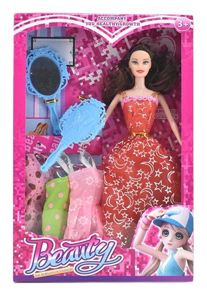 Купить Кукла Beauty с аксессуарами Shantou, Shantou Gepai, Классические куклы