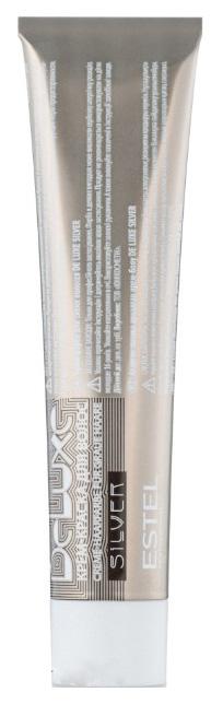 Краска для волос Estel De Luxe Silver 6/54 Темно-русый 60 мл