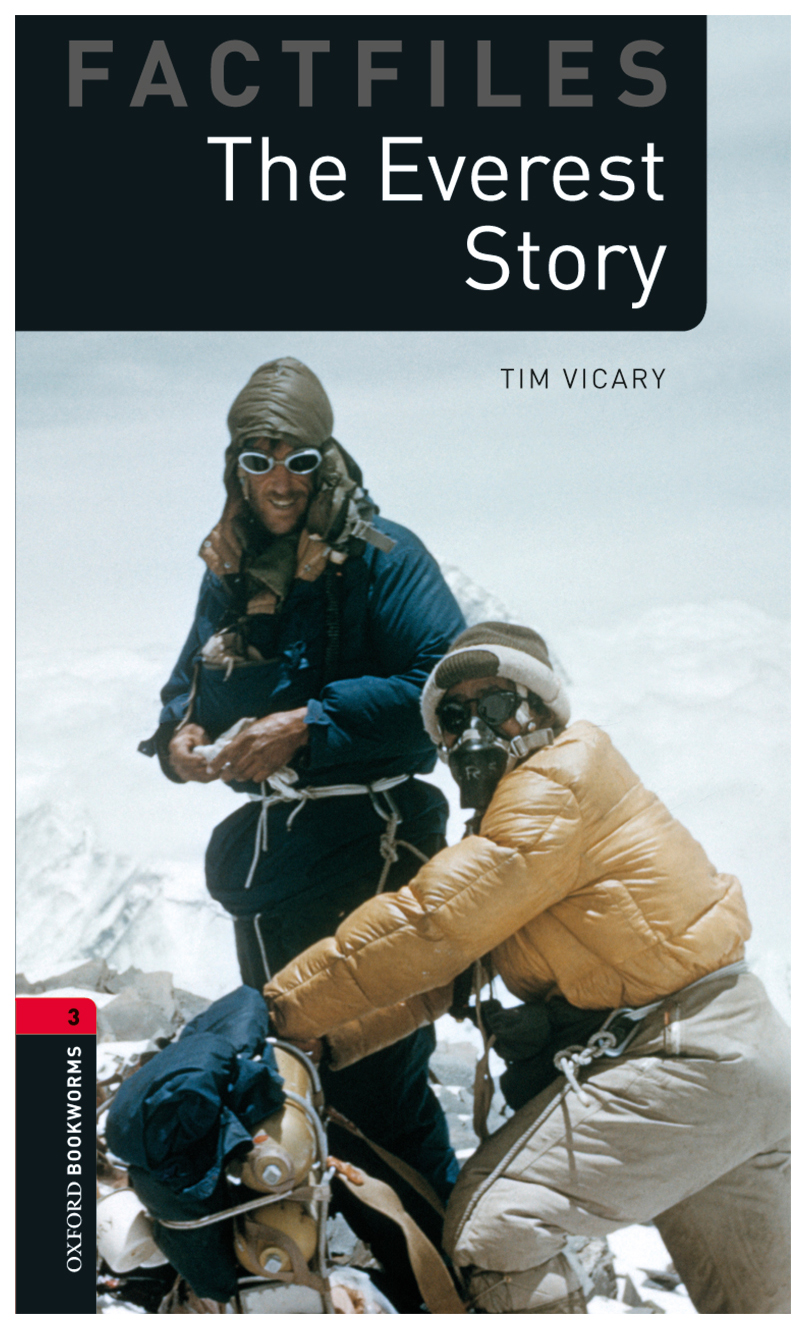 The Everest Story with Audio Download (access card inside)