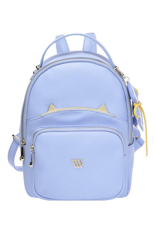 Рюкзак женский Vera Victoria Vito 33-728 голубой фото