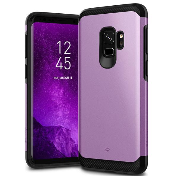 Чехол Caseology Legion для Galaxy S9 Violet фото