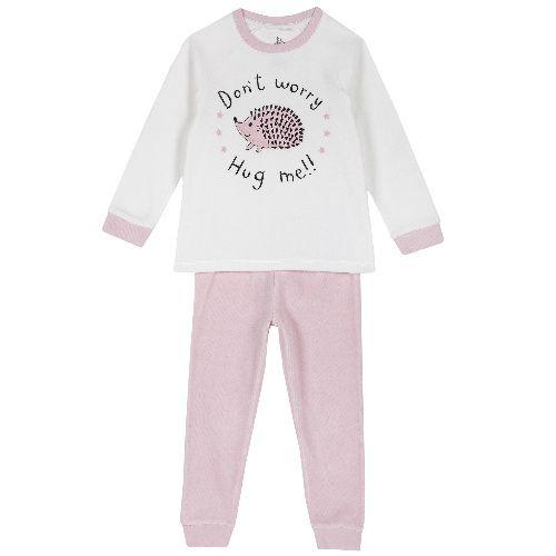 Купить 09031268, Пижама детская Chicco, цв. розовый р.128,