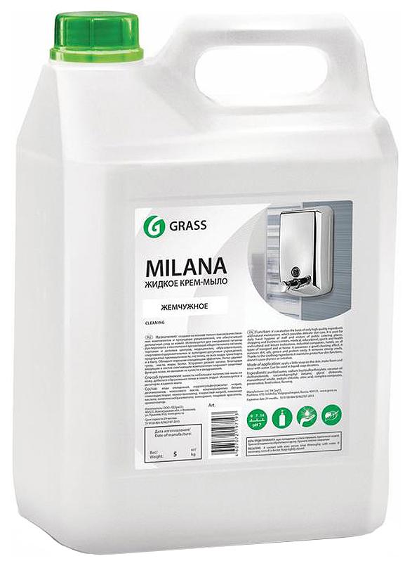 Купить Жидкое мыло GRASS Жемчужное 5000 г