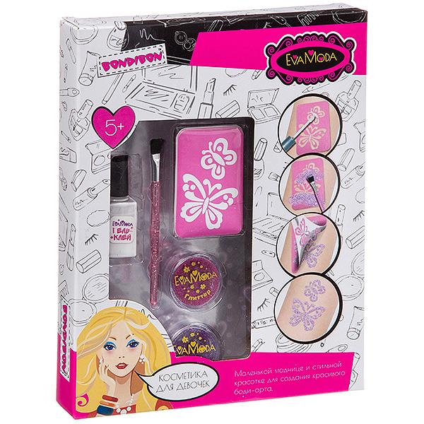 Купить Набор детской декоративной косметики Bondibon Eva Moda , арт. 71102, Наборы детской косметики