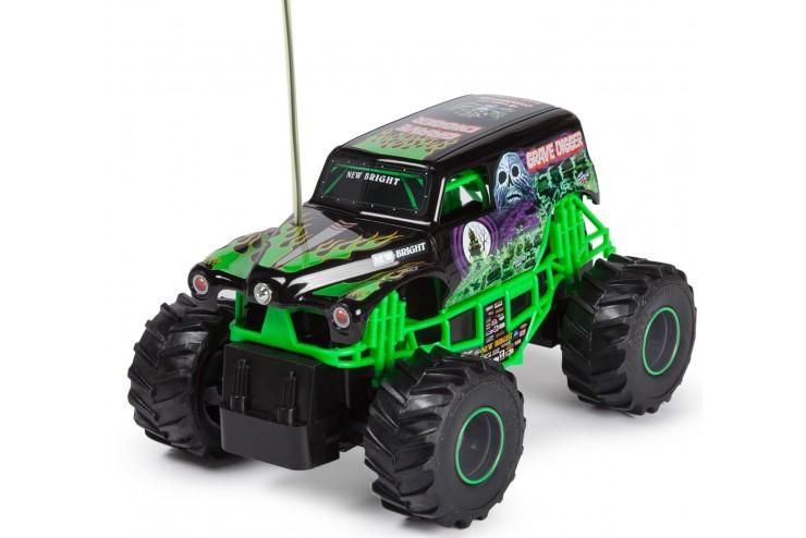 Купить Радиоуправляемая машина Monster Jam 1:24 New Bright MJ-2430,