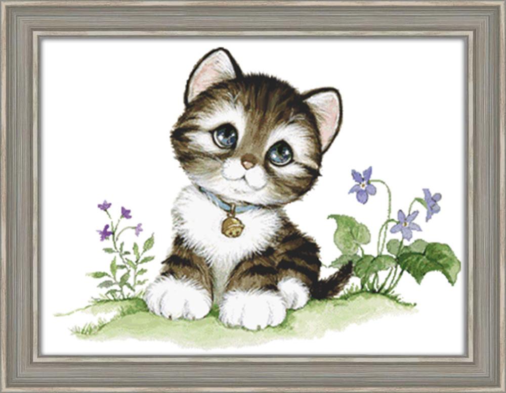 Картинки нарисованных животных с надписями