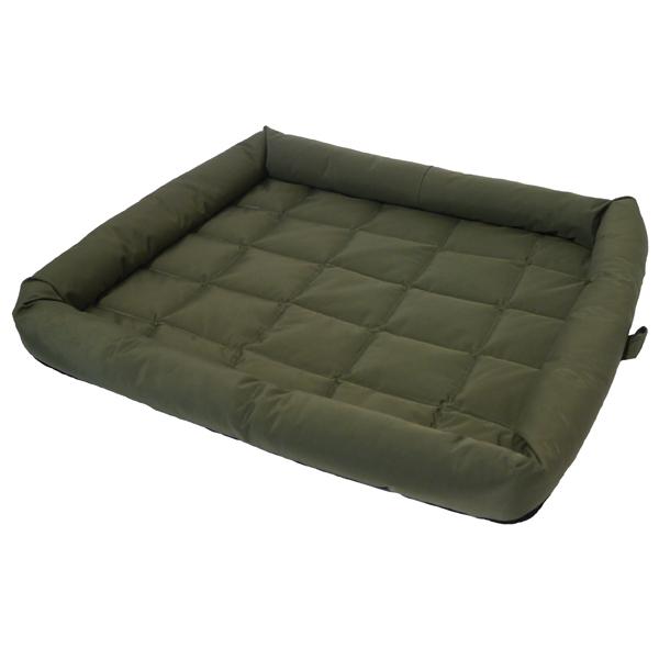 Матрас для собак Rosewood, водонепроницаемый, зеленый, 59х48х4 см