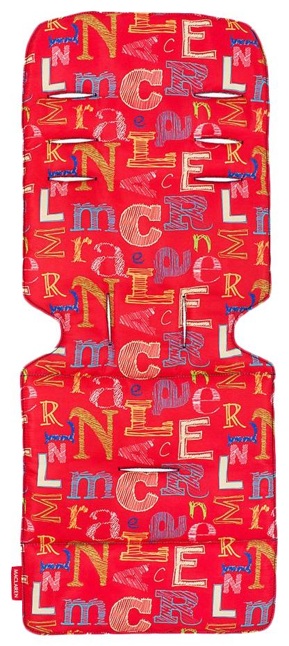 Матрасик в коляску Maclaren (Макларен) Letter Scramble