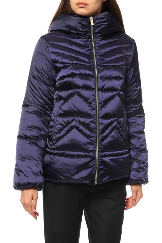 Куртка женская Madzerini LISA синяя 42 IT фото