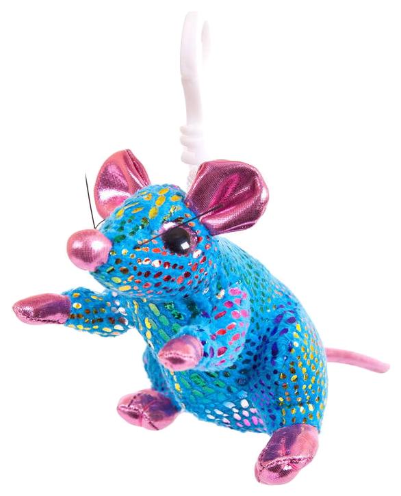 Купить Мягкая Игрушка Abtoys Мышка M2098, Мягкие игрушки животные