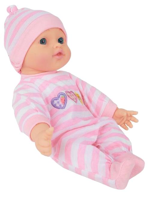 Игруша Кукла-Пупс (12 см) (на бат) в одежде, мягконабивное тело ES-1250-13