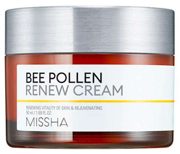 Крем для лица Missha Bee Pollen Renew Cream