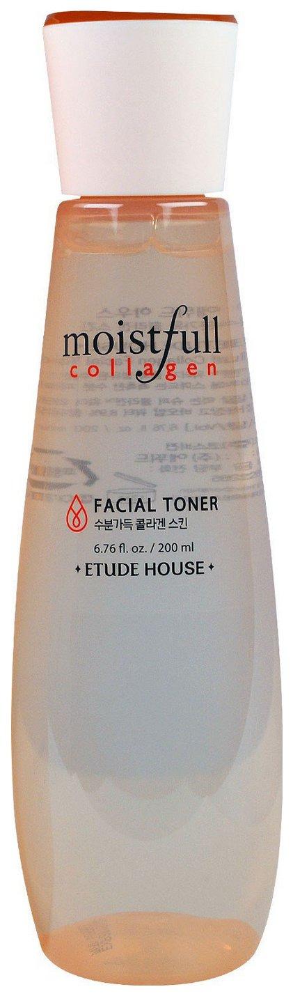 Тонер для лица Etude House Moistfull Collagen Facial Toner 200 мл