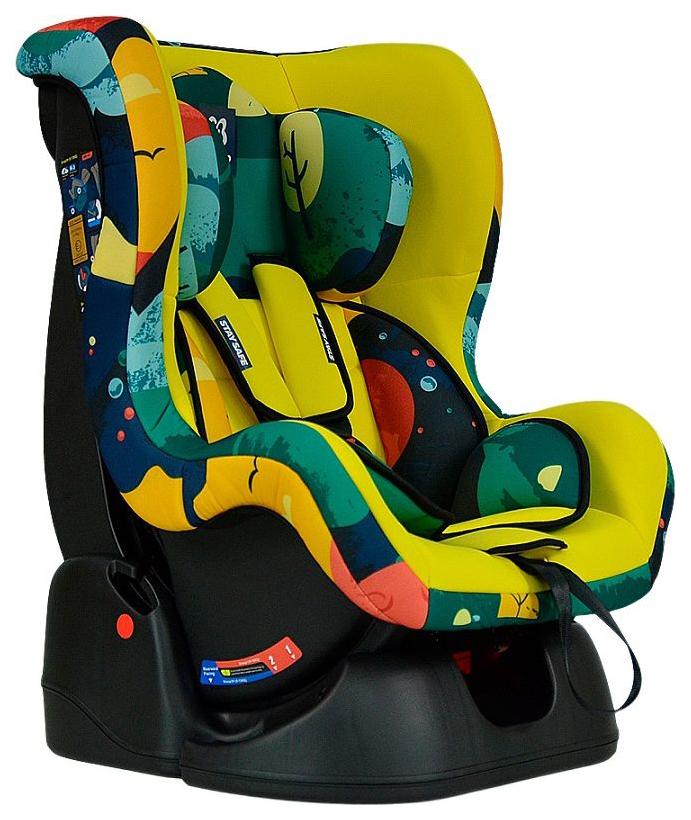 Автокресло детское Farfello GE-B Космос Yellow+Colorful