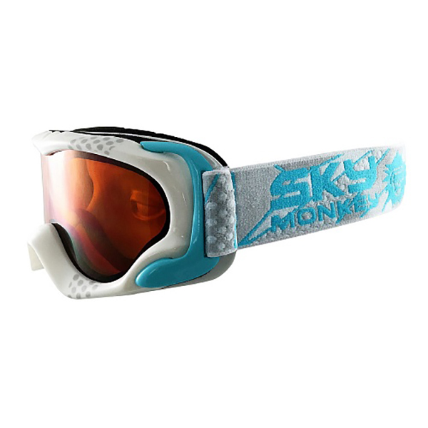 Горнолыжная маска Sky Monkey SR26 OR 2018 Grey/Blue
