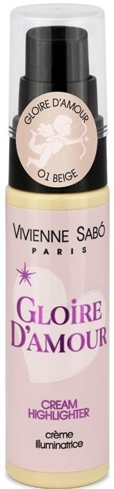 Купить Хайлайтер Vivienne Sabo Gloire d'Amour 01 35 мл