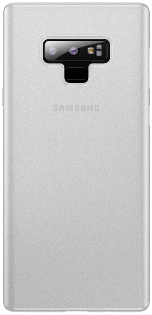 Чехол Baseus Wing Case (WISANOTE9-E02) для Samsung Galaxy Note 9 (Transparent White)