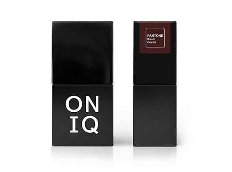 Гель-лак для покрытия ногтей Oniq Pantone: Brown Granite, 10 мл фото