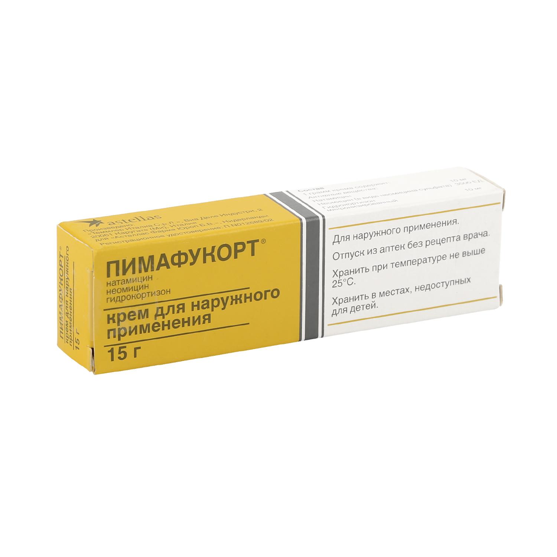 Пимафукорт мазь 15 г Astellas Pharma Inc.