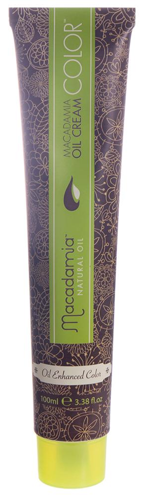 Краска для волос Macadamia Oil Cream Color 7.32 Средний бежевый блондин 100 мл