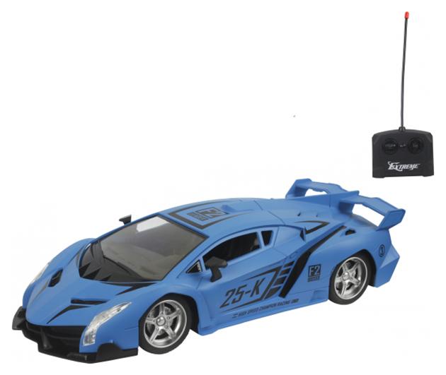 Радиоуправляемая машинка 1 Toy Драйв Т13857 Матовый Синий